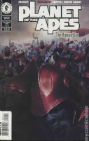 Planet of the Apes: The Human War - Photo Cover Variants - Issues 1 to 3 - Full Set of 3 Comics